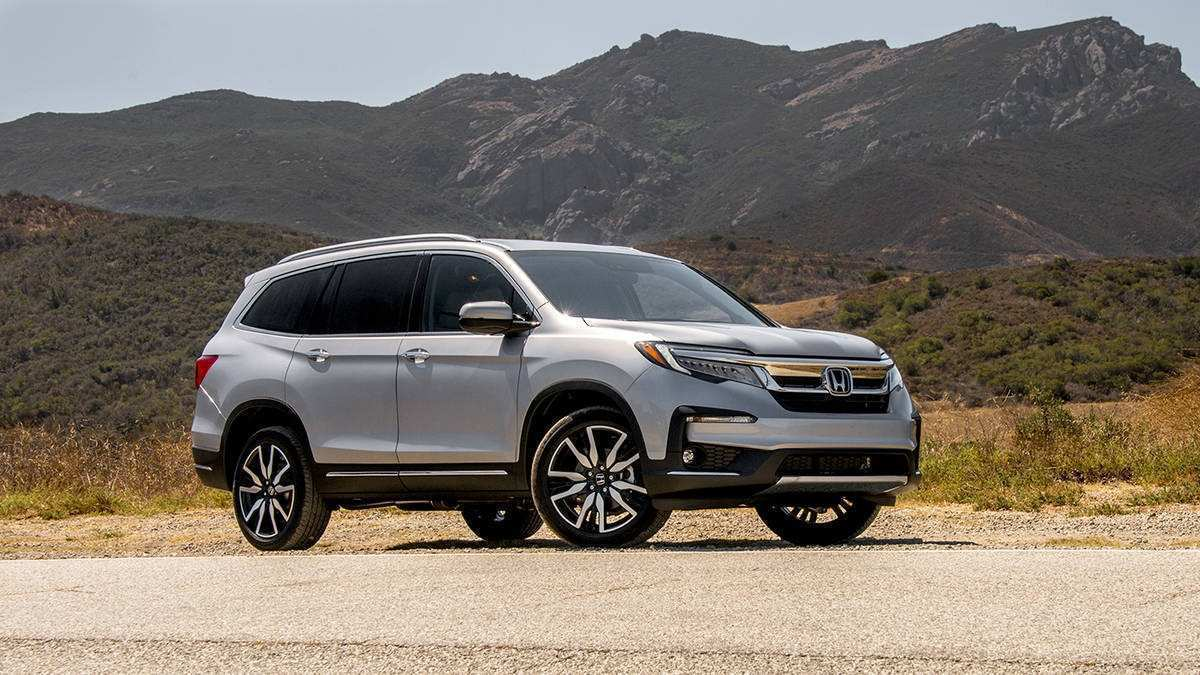 57 New 2020 Honda Pilot Redesign And Concept