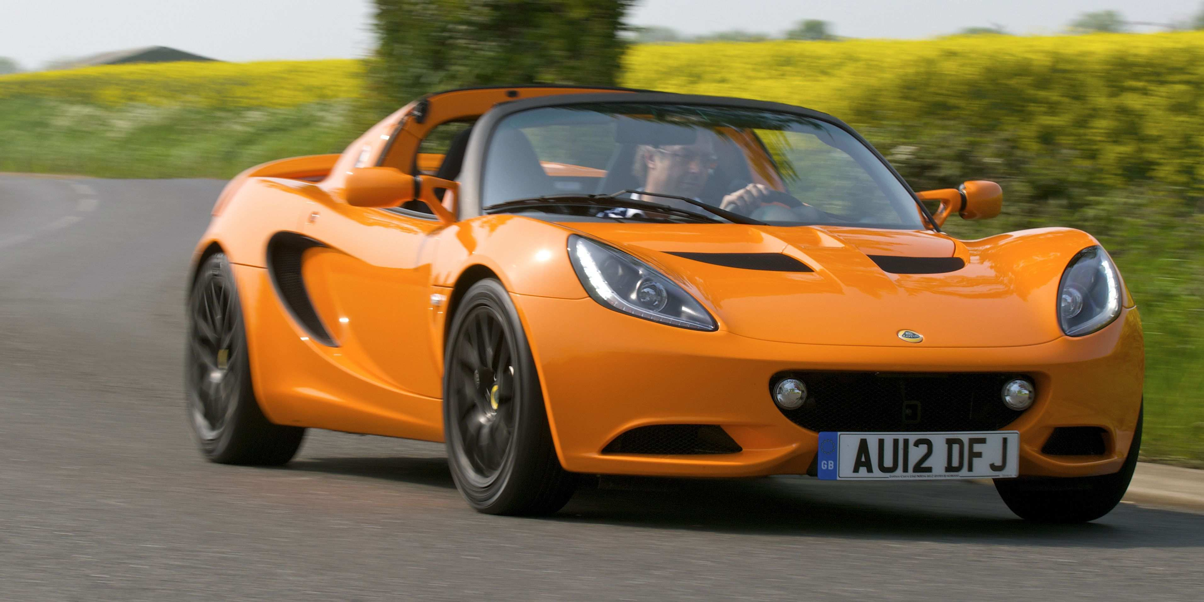 57 New 2020 Lotus Elises Review And Release Date