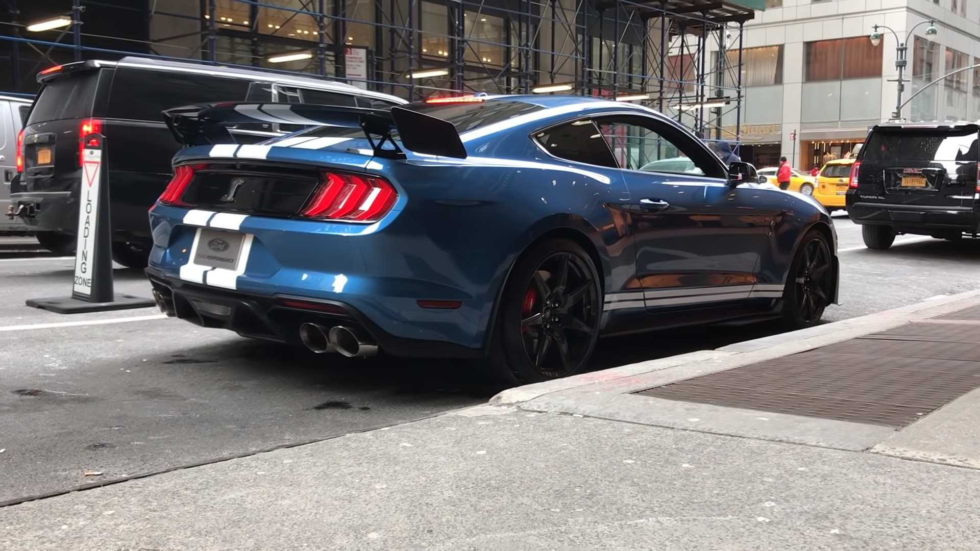 57 New 2020 Mustang Gt500 Exterior