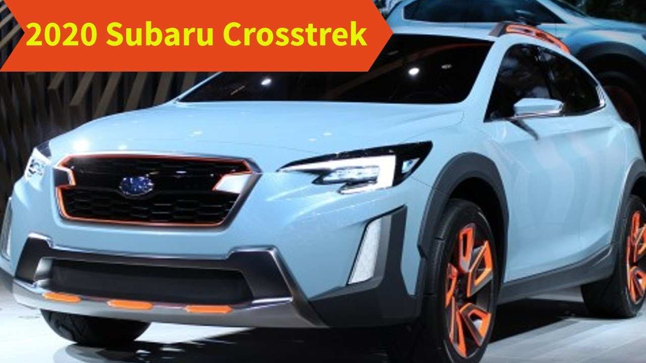57 New 2020 Subaru Crosstrek Spy Shoot