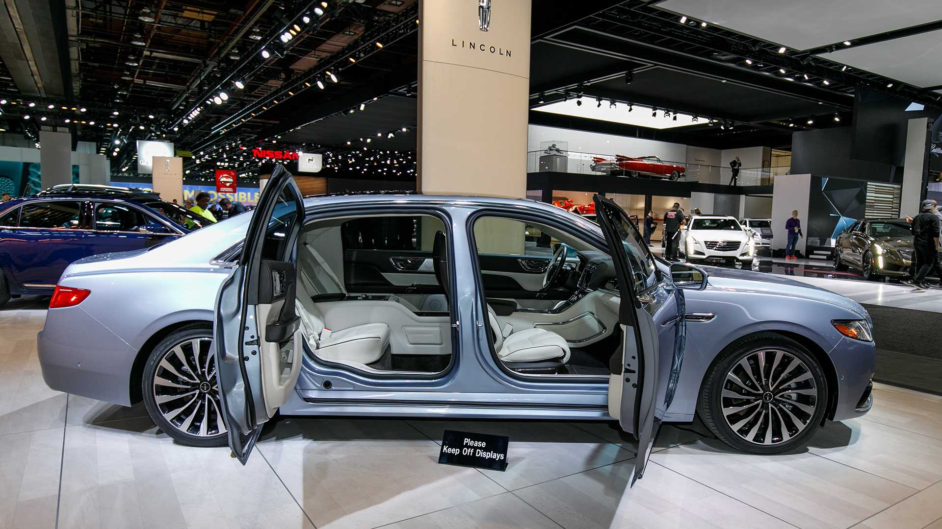 57 New 2020 The Lincoln Continental Overview