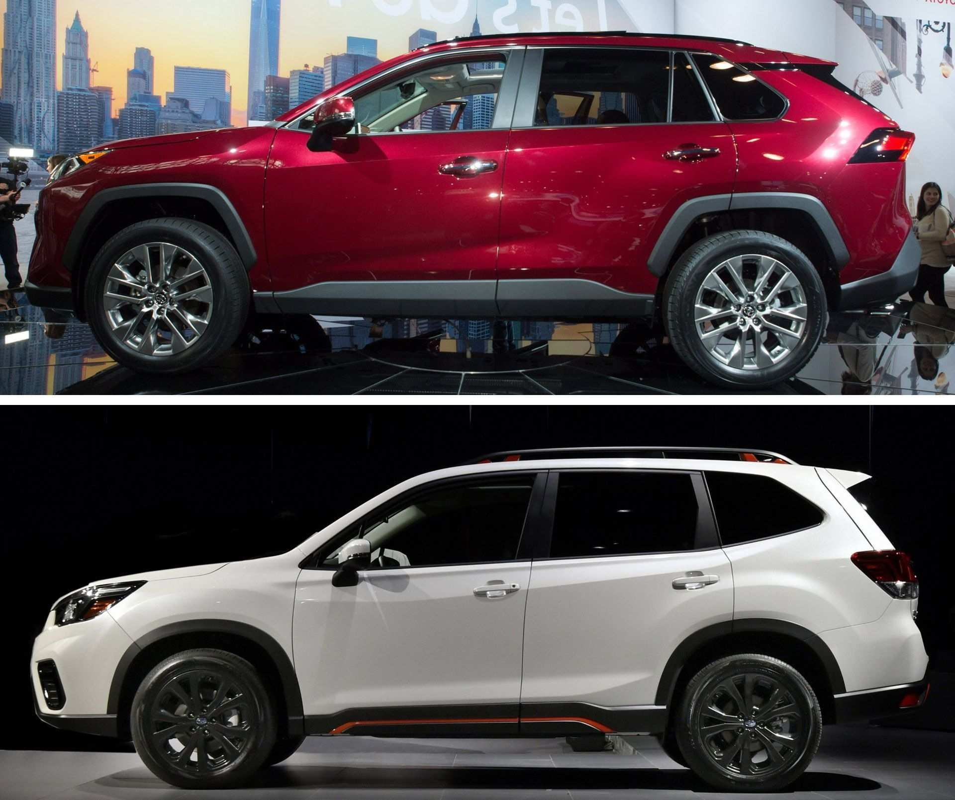 57 New Dimensions Of 2019 Subaru Forester Speed Test