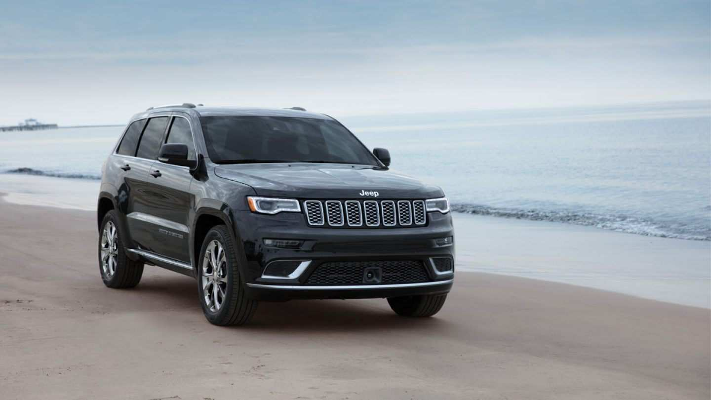 57 New Jeep Grand Cherokee Performance