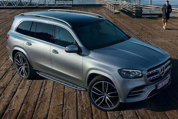 57 New Mercedes 2019 Gls Redesign And Concept
