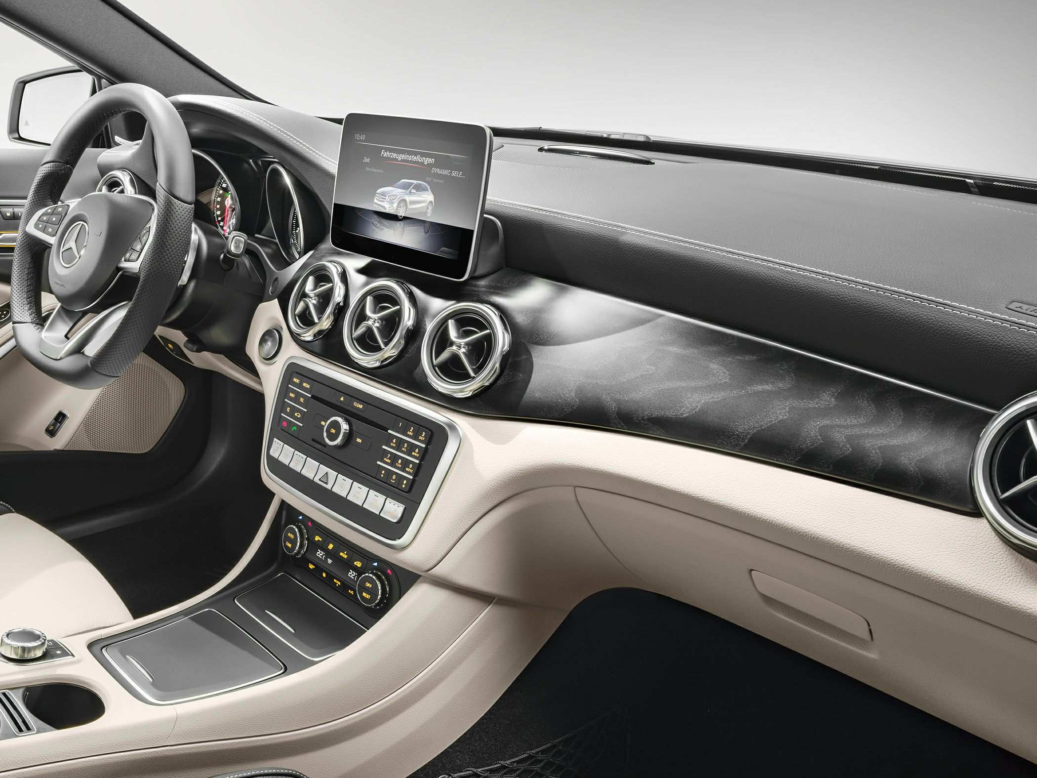 57 New Mercedes Gla 2019 Interior New Model And Performance