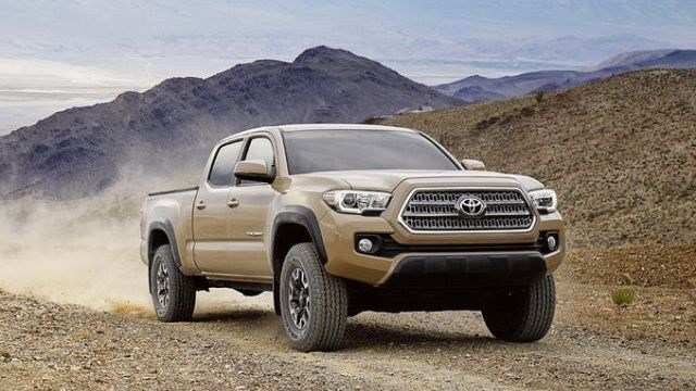 57 New Toyota Tacoma 2020 Colors First Drive