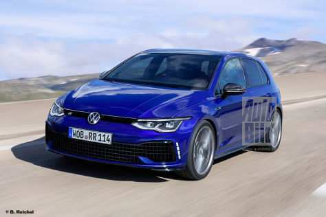 57 New Volkswagen Golf R 2020 Redesign