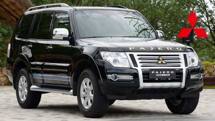 57 The 2019 All Mitsubishi Pajero Price And Review
