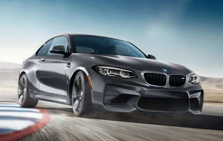 57 The 2019 BMW M2 Spesification