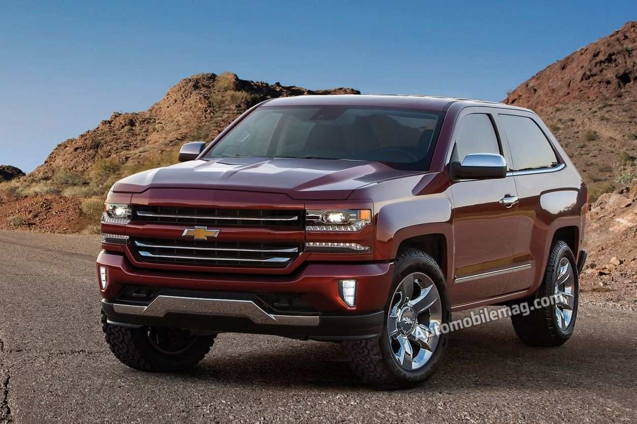 57 The 2019 Chevy K5 Blazer Price And Release Date