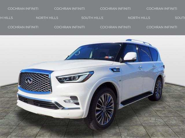 57 The 2019 Infiniti Qx80 Suv Review