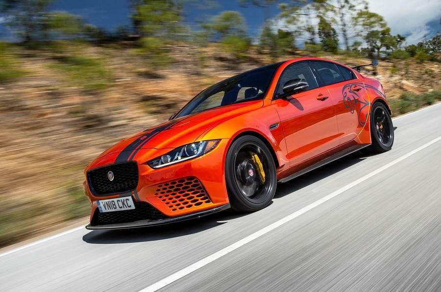 57 The 2019 Jaguar Project 8 Style