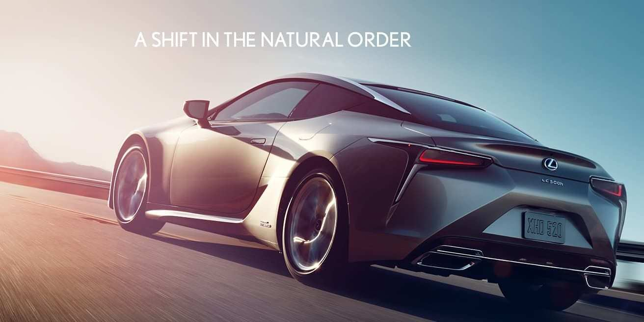 57 The 2019 Lexus Lf Lc Redesign And Concept