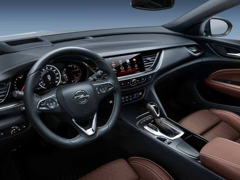 57 The 2019 Opel Insignia Rumors