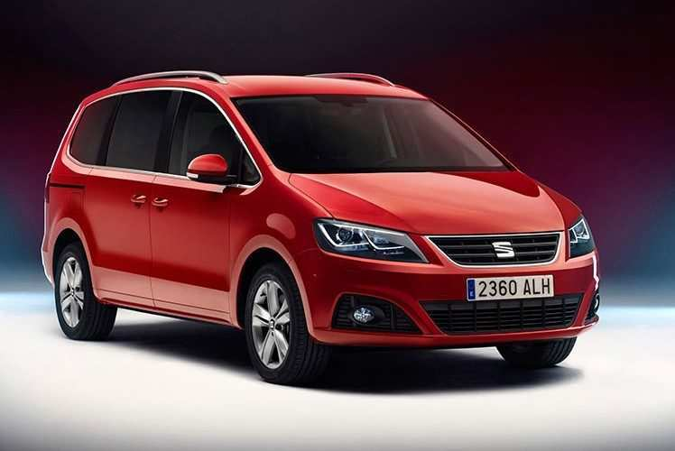 57 The 2019 Seat Alhambra Release