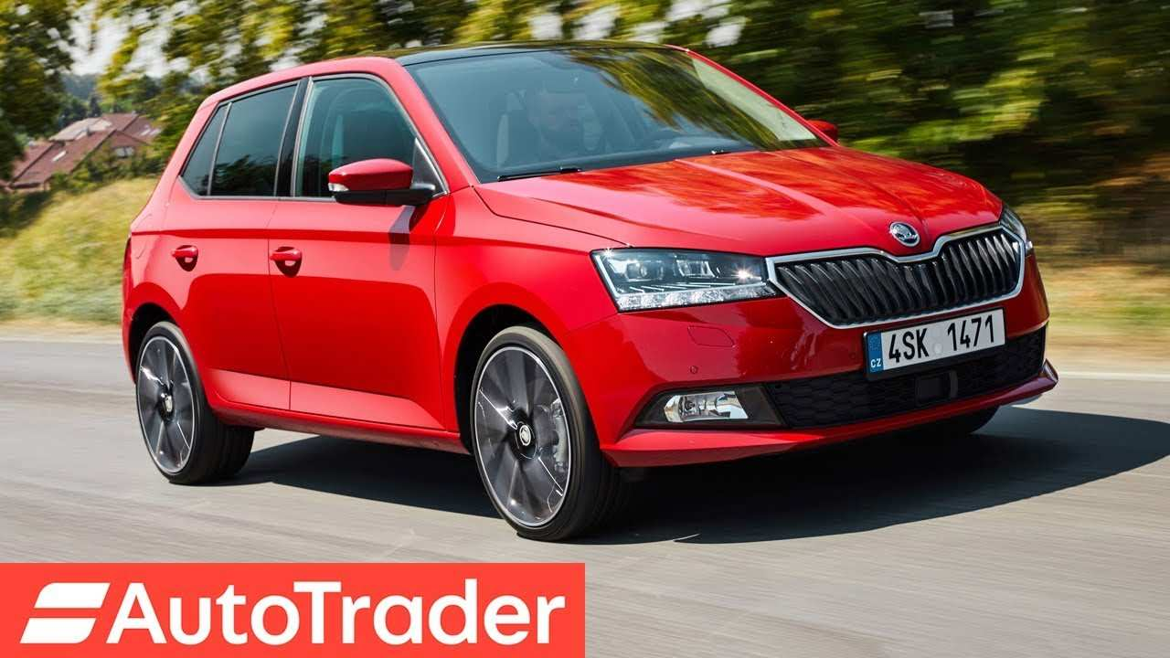 57 The 2019 Skoda Roomster New Concept
