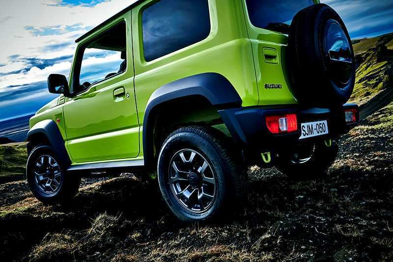 57 The 2019 Suzuki Jimny Model Specs And Review