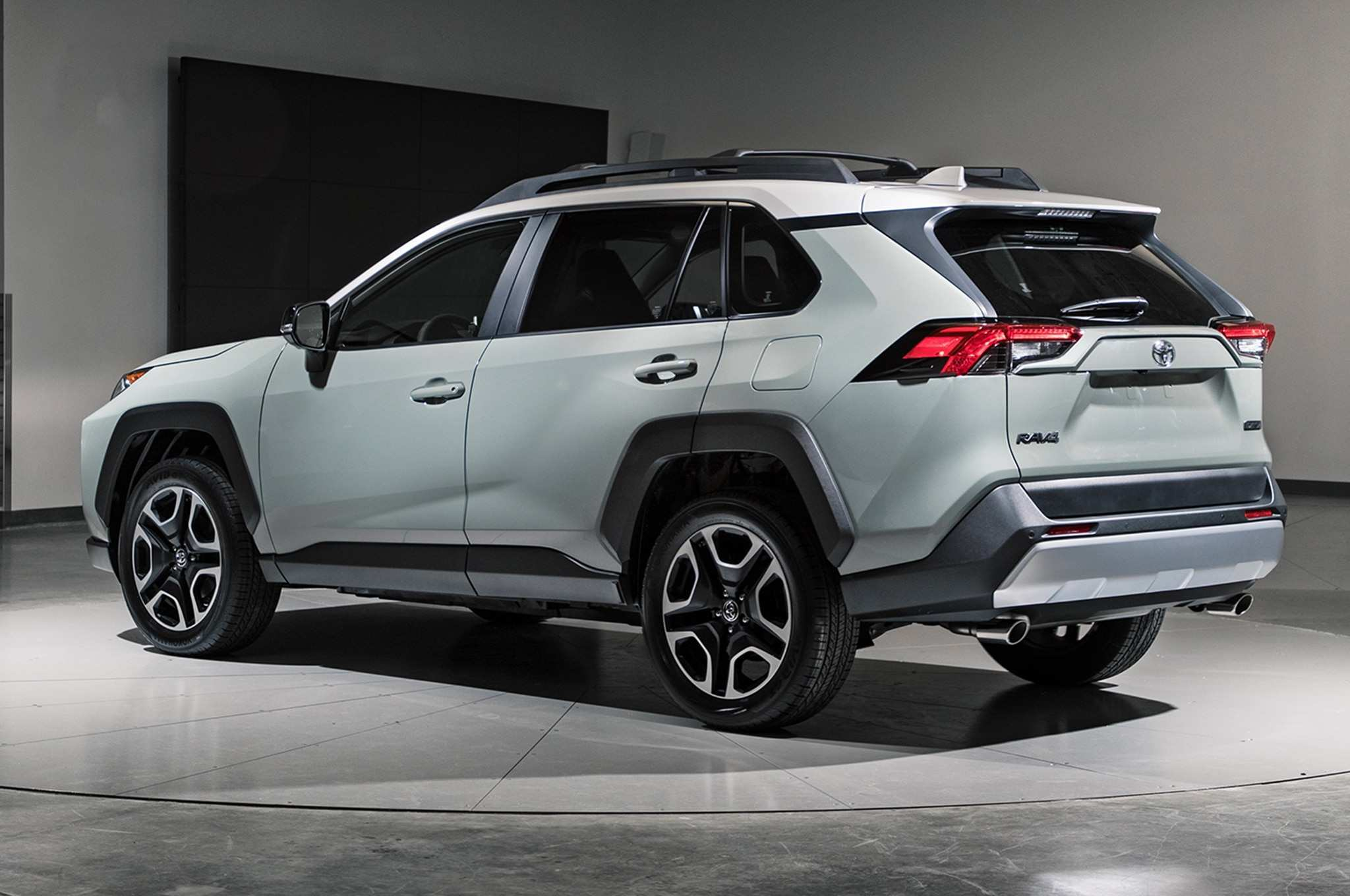 57 The 2019 Toyota RAV4 Pictures