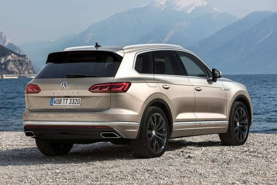 57 The 2019 VW Touareg Style