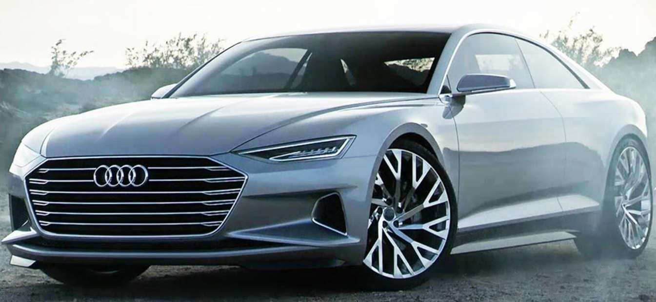 57 The 2020 Audi A9 Concept Speed Test