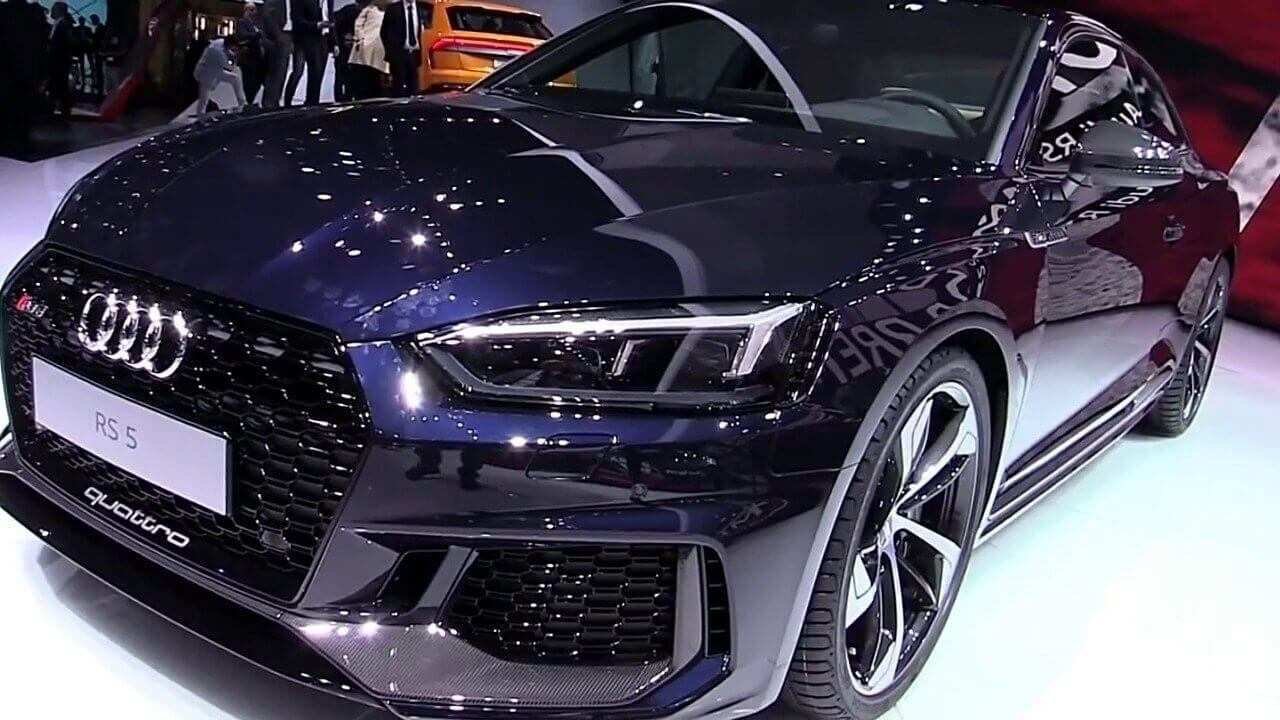 57 The 2020 Audi Rs5 Cabriolet Model