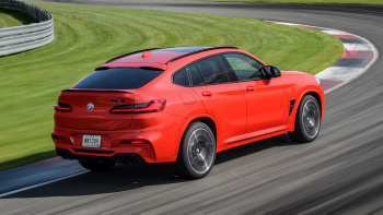 57 The 2020 BMW X4 Picture