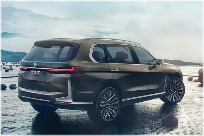 57 The 2020 BMW X7 Suv Series Release