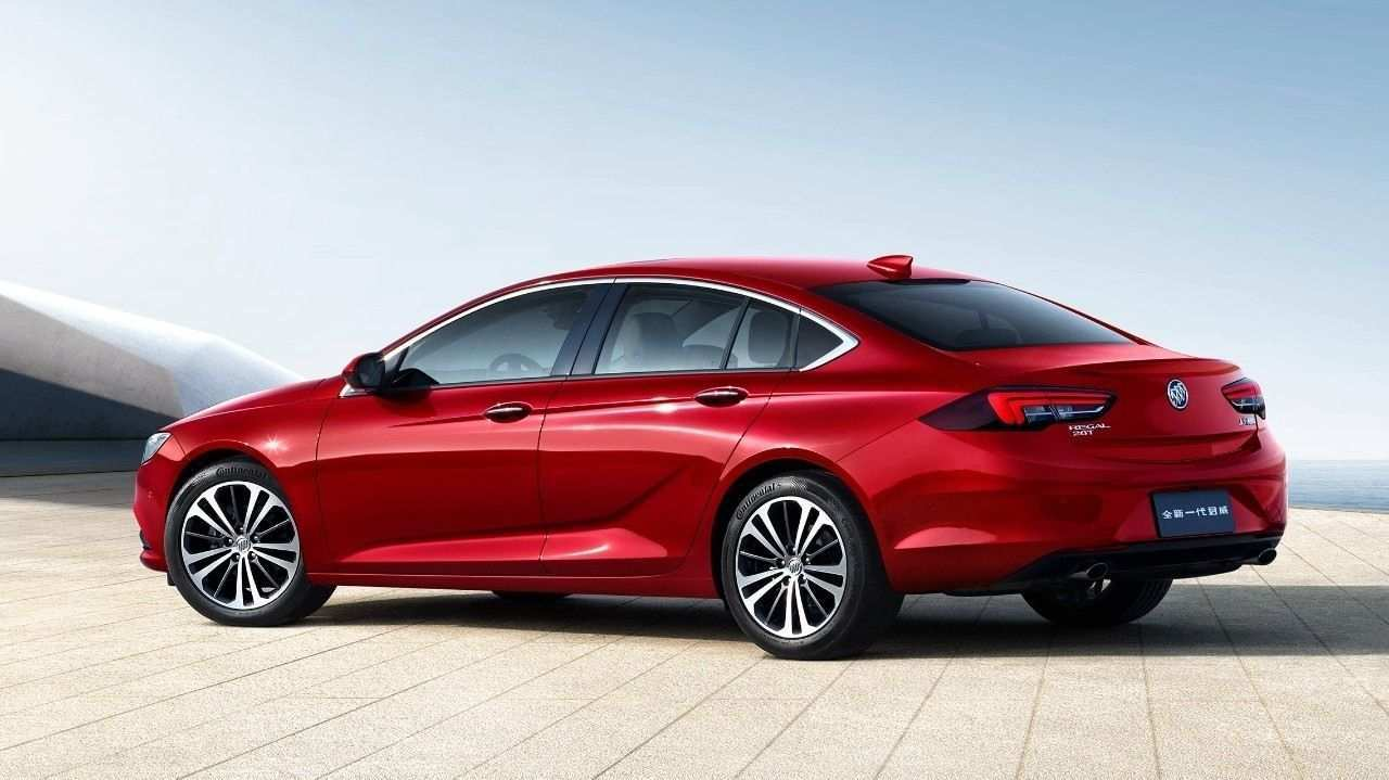57 The 2020 Buick Regal Gs Performance And New Engine