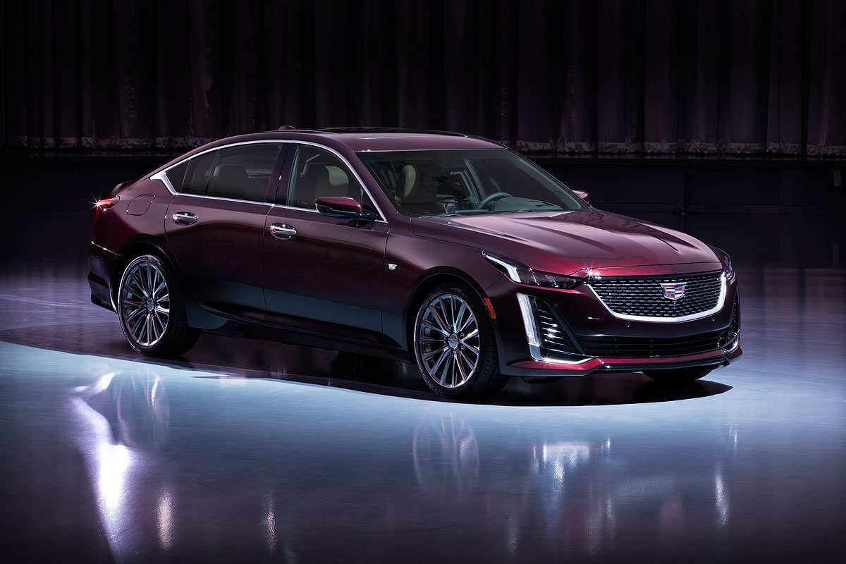 57 The 2020 Cadillac Xts Premium Review And Release Date
