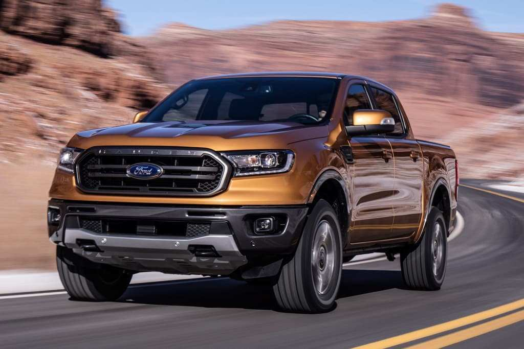 57 The 2020 Ford Ranger Australia First Drive