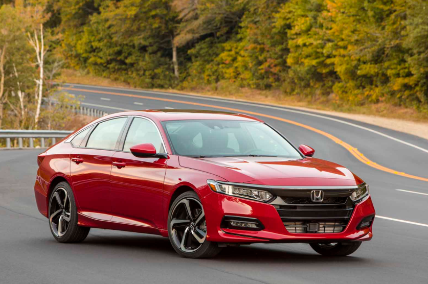 57 The 2020 Honda Accord Coupe Engine