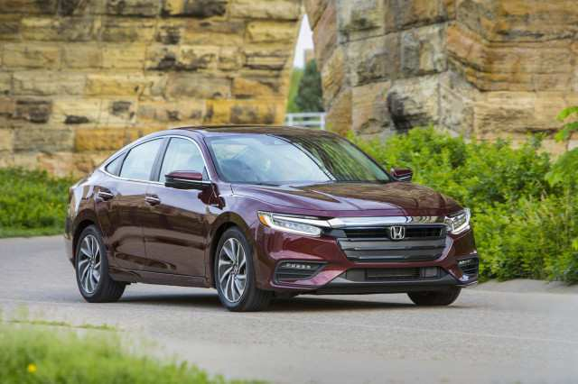 57 The 2020 Honda Civic Hybrid Photos