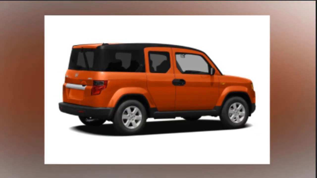 57 The 2020 Honda Element Picture