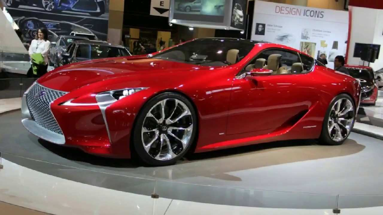 57 The 2020 Lexus SC Wallpaper