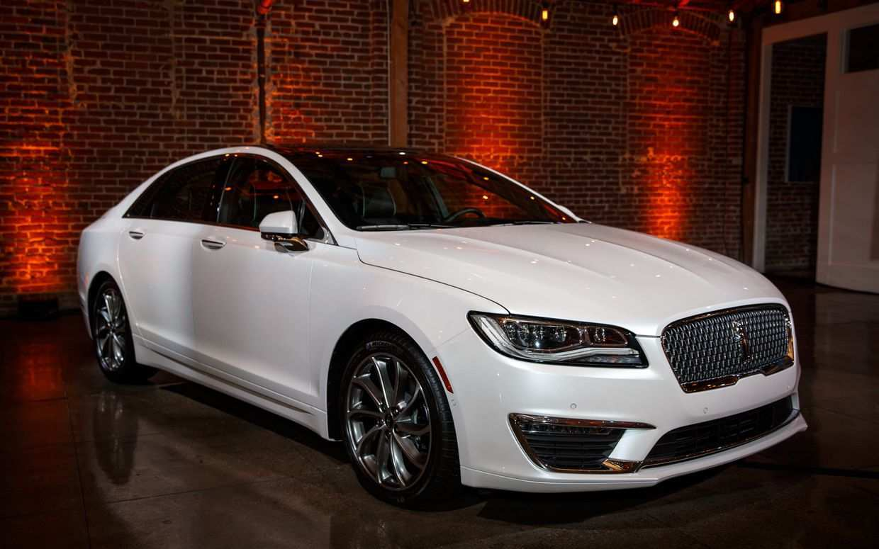 57 The 2020 Lincoln MKZ Spesification