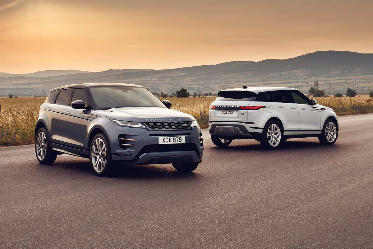 57 The 2020 Range Rover Evoque Xl Price