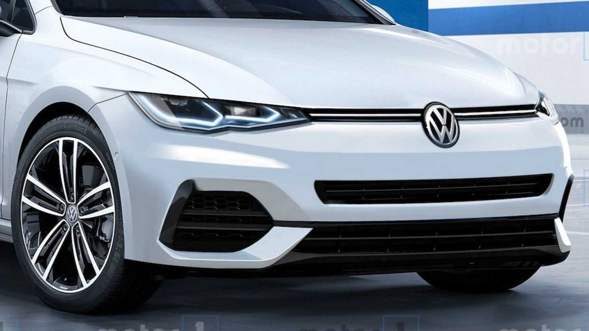 57 The 2020 VW Golf R USA Exterior And Interior