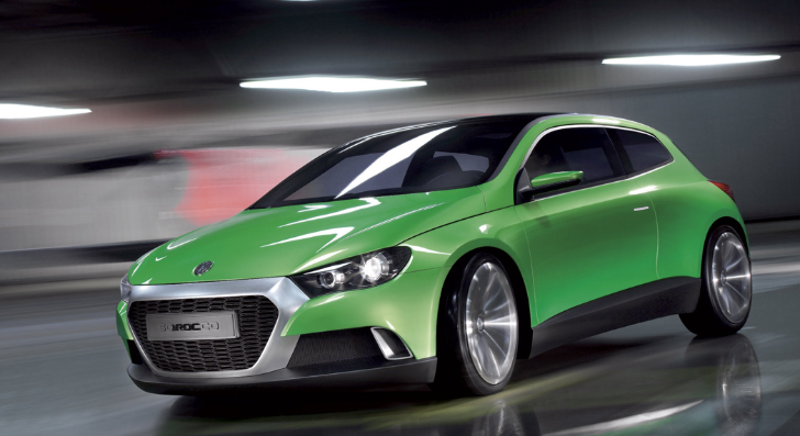 57 The 2020 Volkswagen Scirocco Picture