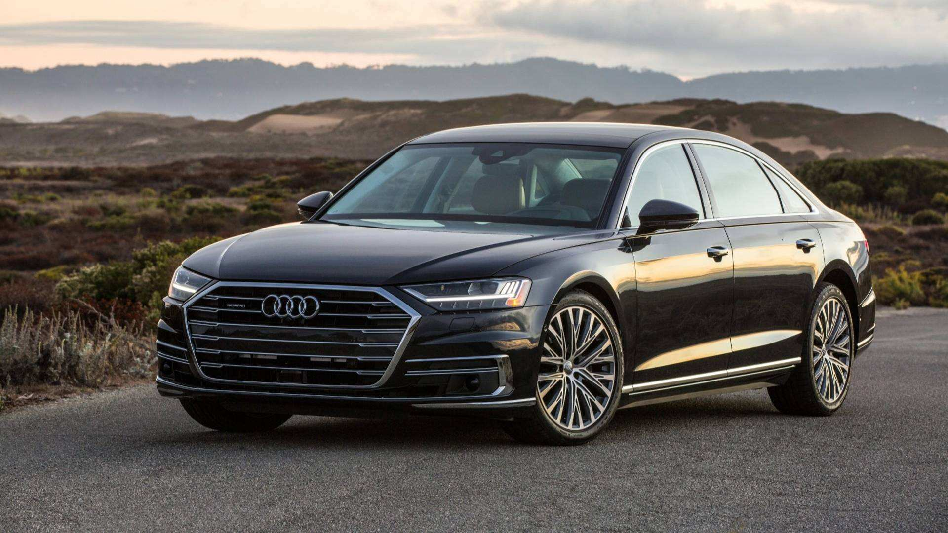 57 The Best 2019 Audi A8 L In Usa Interior
