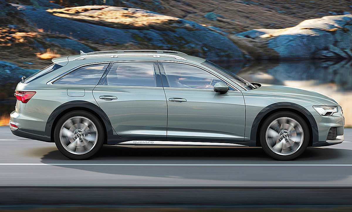 57 The Best 2019 Audi Allroad Price And Review
