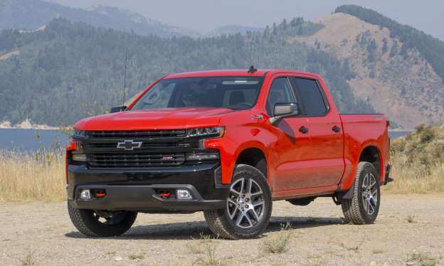 57 The Best 2019 Chevy Silverado 1500 Wallpaper