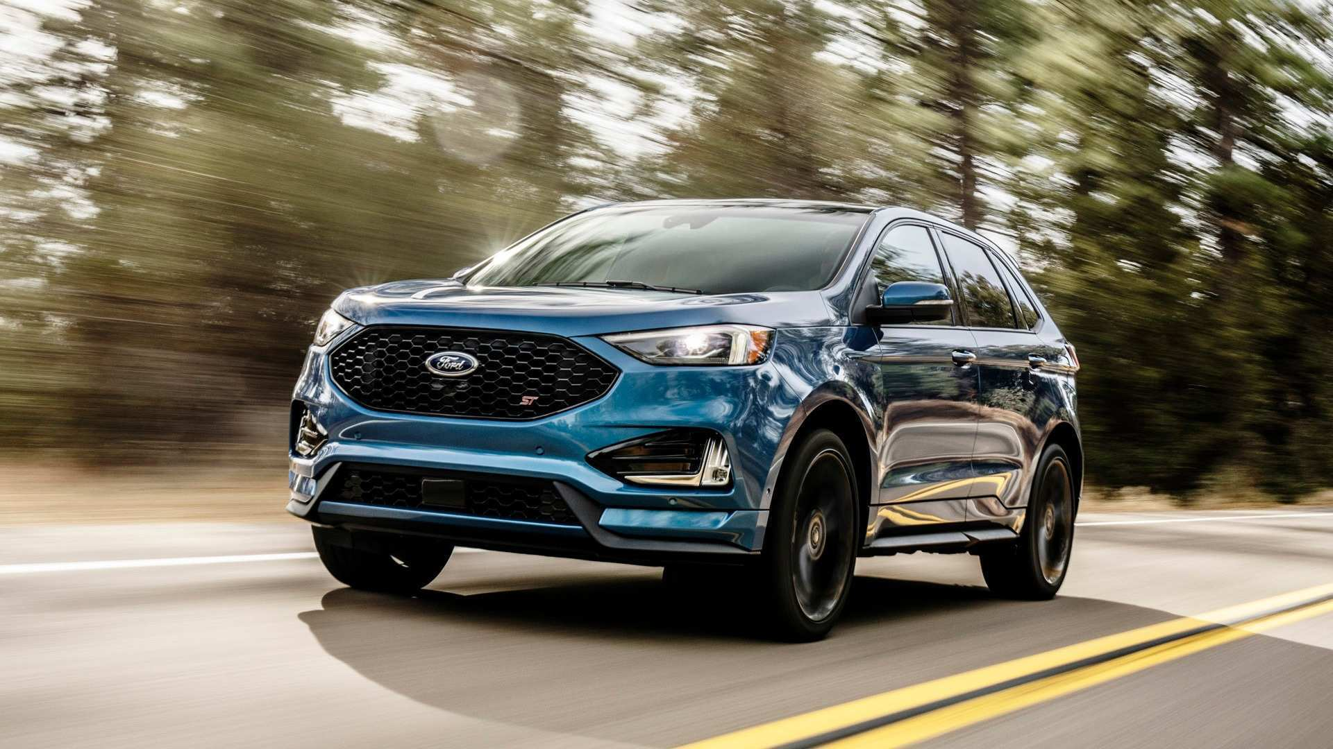 57 The Best 2019 Ford Edge Exterior