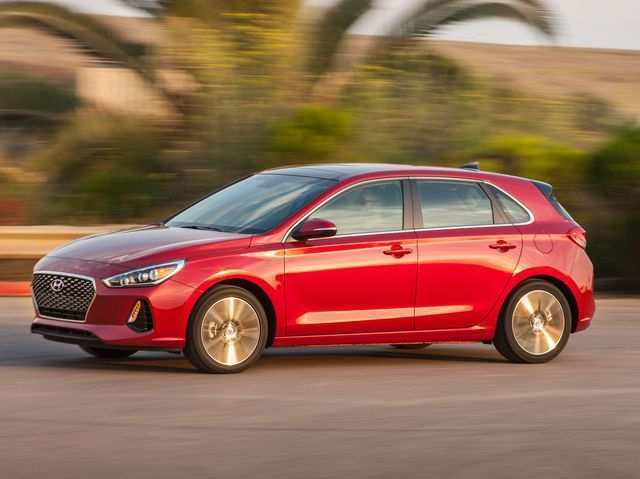 57 The Best 2019 Hyundai Elantra Gt Interior
