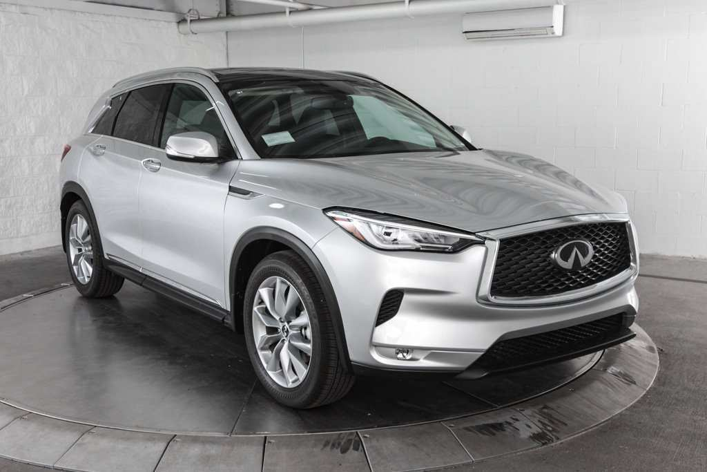57 The Best 2019 Infiniti Qx50 Luxe Interior Speed Test