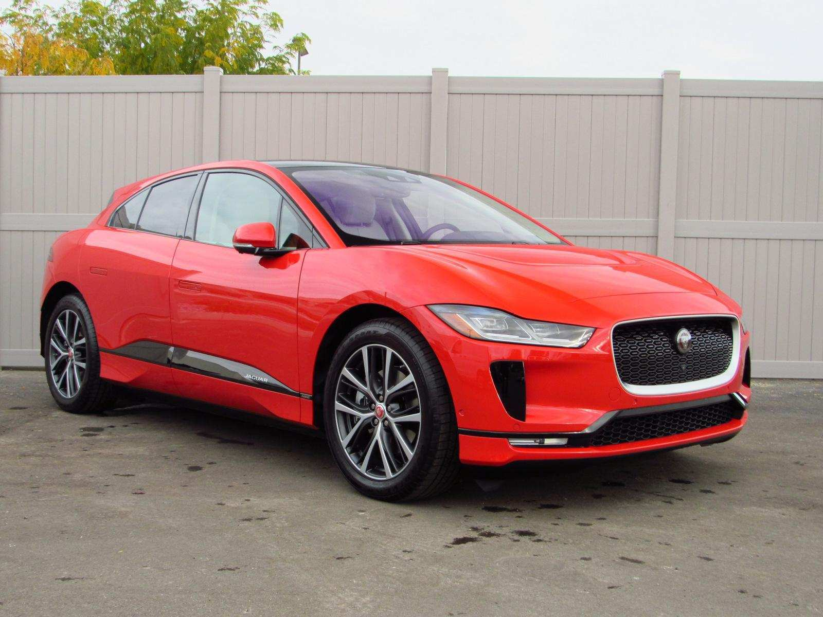 57 The Best 2019 Jaguar I Pace First Edition Review And Release Date
