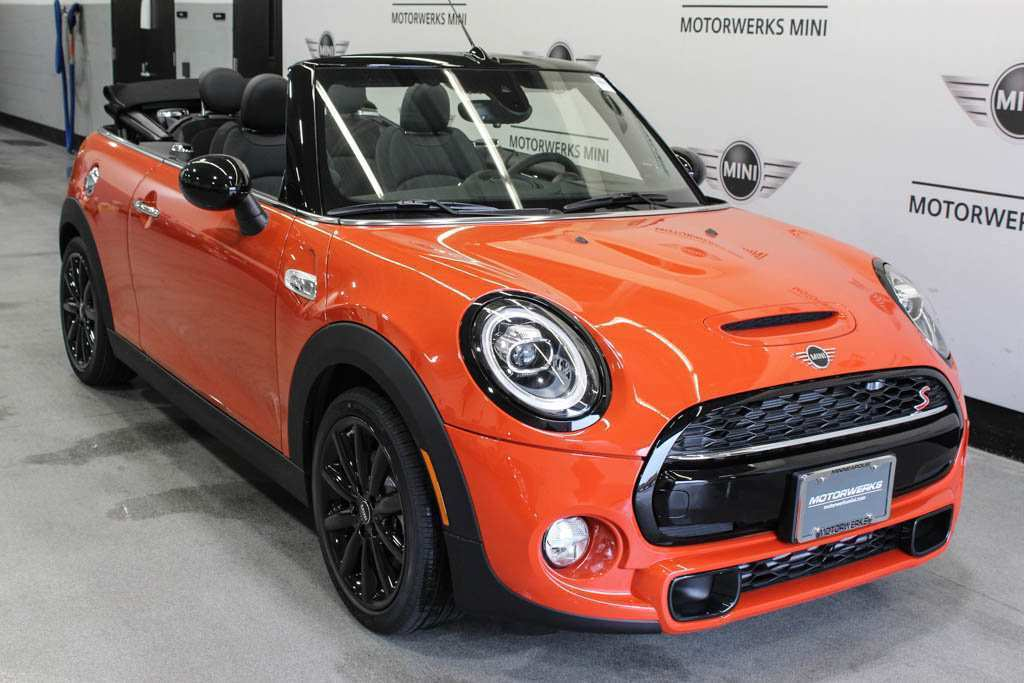 57 The Best 2019 Mini Cooper Convertible S Price Design And Review