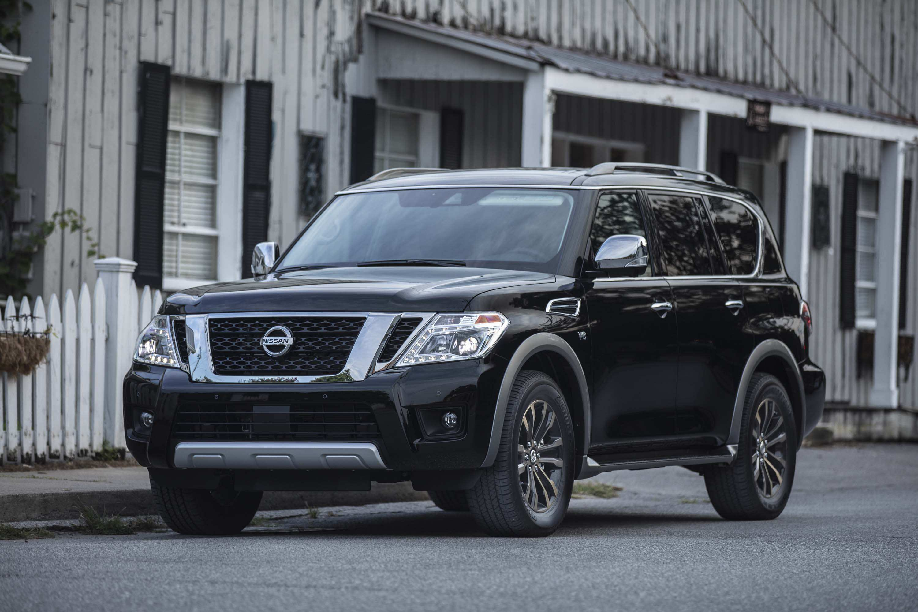 57 The Best 2019 Nissan Armada Overview