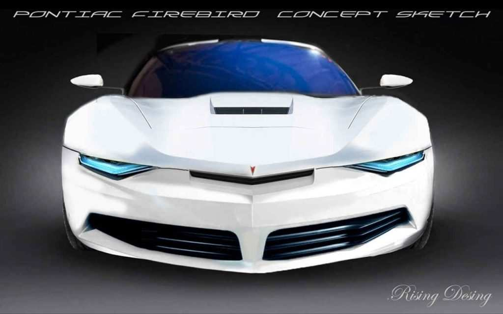57 The Best 2019 Pontiac Firebird Trans Am Redesign And Review