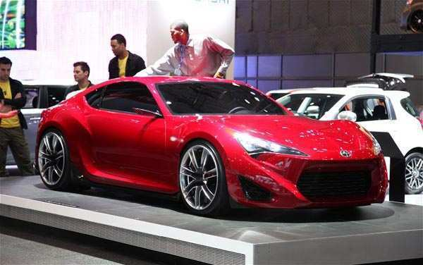 57 The Best 2019 Scion FR S Spesification