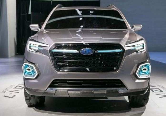 57 The Best 2019 Subaru Viziv Pickup Specs And Review